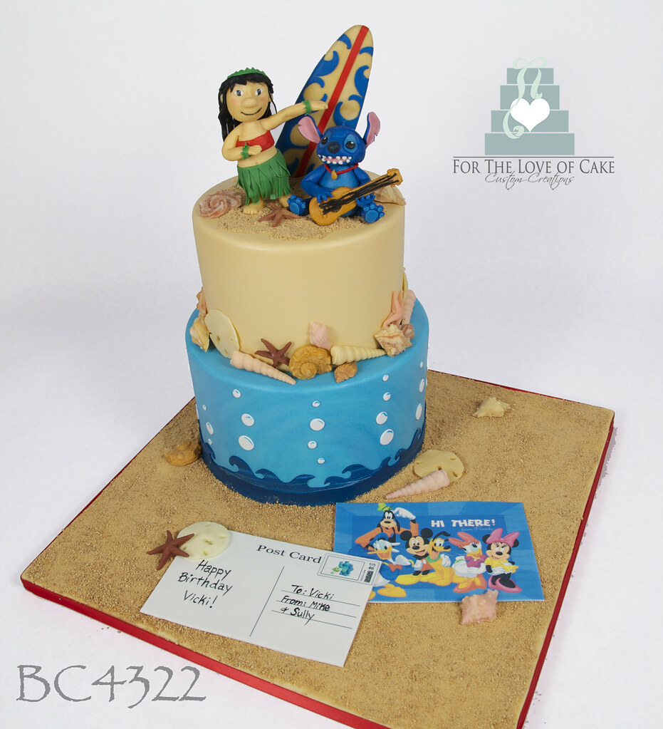 Bc4322 Lilo And Stitch Cake Toronto A Photo On Flickriver