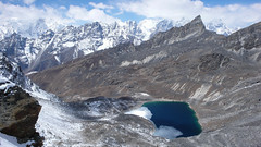 Widok z Renjo Pass 5400m
