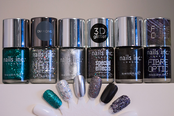 Nails Inc Battersea, Nails Inc Diamond Arcade, Nails Inc Cambridge Terrace, Nails Inc Sloane Square, Nails Inc Maddox Street, Nails Inc Mayfair Mews