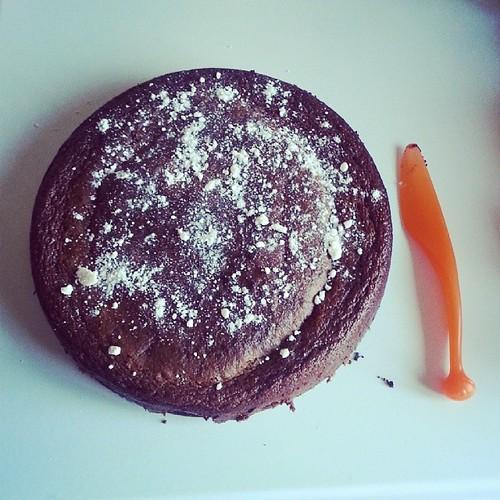 ★ mon gâteau au chocolat a fait fureur chez les copines ★ #gateau #chocolat #cake #ourlittlefamily #france