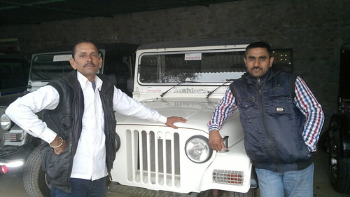 Drivers of Achrol Bagh