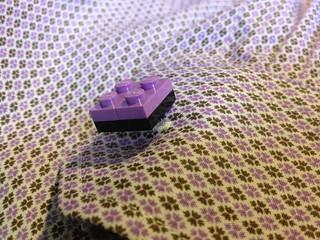 Lego Cufflink