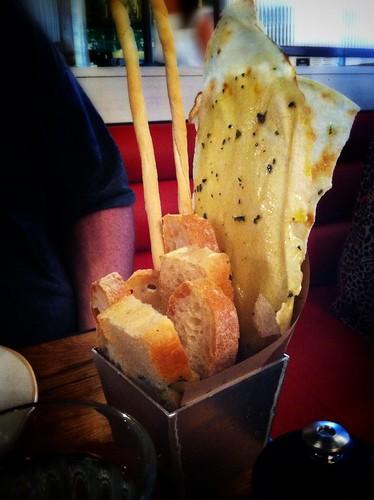 Jamie's Italian: Bread Selection
