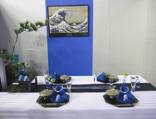 ①テーブルウェア・コーディネート部門~富士山がテーマ by Poran111