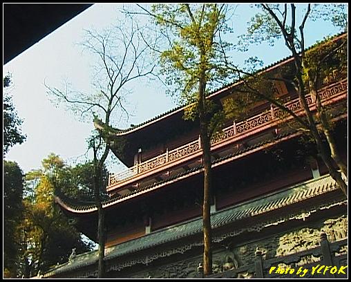 杭州 飛來峰景區 - 059 (靈隱寺)