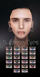 Sublime Eyes (coming soon)