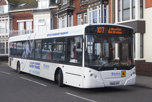 Lowestoft & Yarmouth 1b (c) David Bell