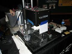 Vader metal 3D printer
