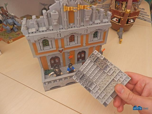Dachkonstruktion 1