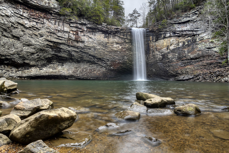 Chuck Sutherland: Greeter Falls Hike