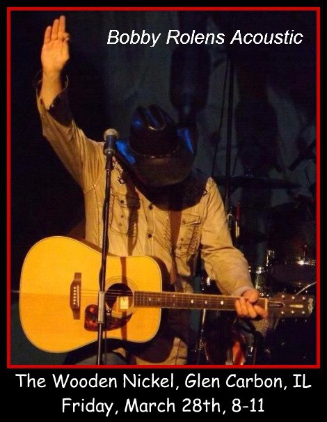 Bobby Rolens Acoustic 3-28-14