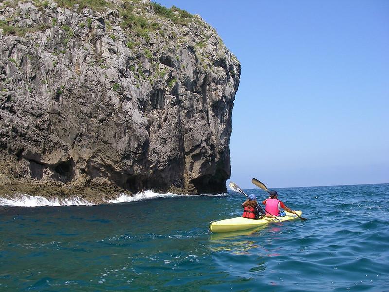 Playa de Andrín - Ría de Niembro 049