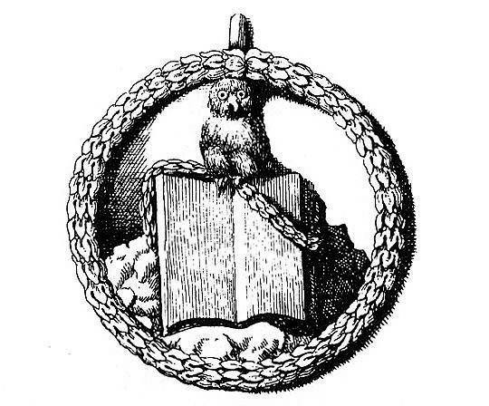 Minerva Owl Bavarian Illuminati