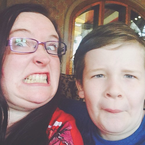 And now our real faces... #silly #makingfaces #familyfun #love #fun
