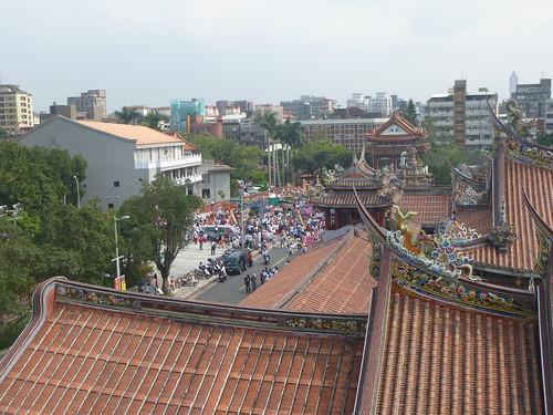 Taiwan-Taipei-Temple-Bao-an (34)