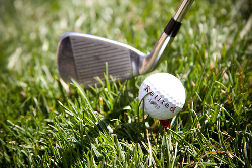 Golf - Retired