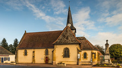 church, Coulanges (France)-1084