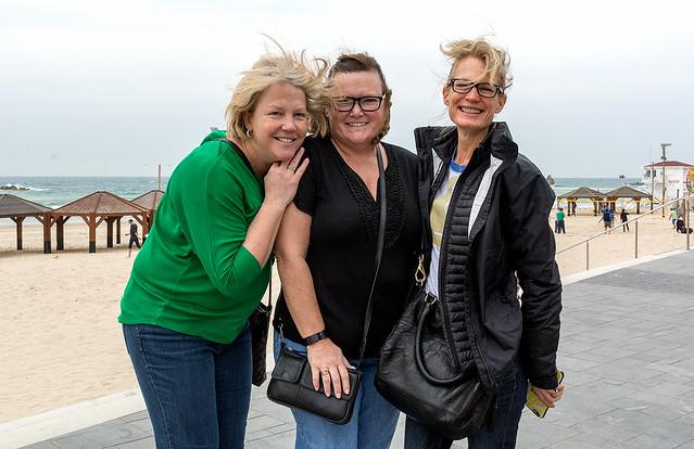 Janet, Jeri & Leigh