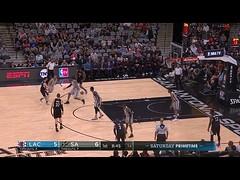 #NBA #ClippersSpurs #ESPNonABC #ESPNNBASaturdayPrimetime #SportsFan 🏀