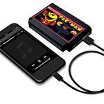 紅白機迷千萬別錯過,經典卡帶完全重現!《小精靈》Pac-Man 任天堂卡帶造型 隨身電源 BGAMEナムコクラシックシリーズ01 / パックマン