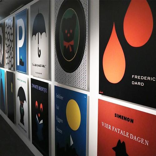 シンプルなデザインとは。「シンプルの正体 ディック・ブルーナのデザイン展」は、5/8まで。写真撮影は、内覧会につき特別に許可をいただいて。一部、内覧会でも撮影NGの貴重な作品あり。 #ディックブルーナ展 #松屋銀座 #内覧会