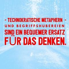 Zumutungen für die Modellschreiner im #Management http://www.netzpiloten.de/wie-technokratische-metaphern-das-denken-vernebeln/
