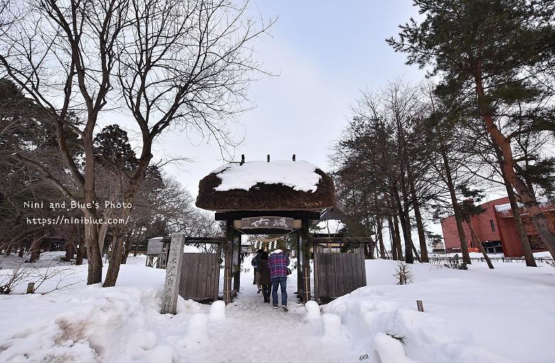 日本東北秋田自助旅行雪屋祭典05