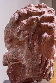 Head of Satyr, 1st century