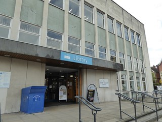 Eastbourne library