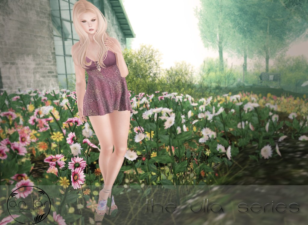 an lár [poses] The Ulla Series - SecondLifeHub.com