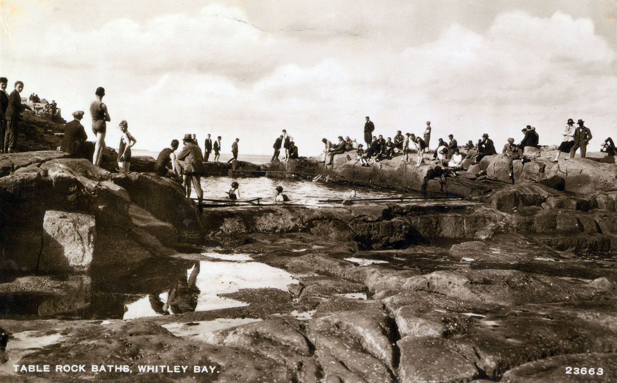 Table Rock Baths, Whitley Bay
