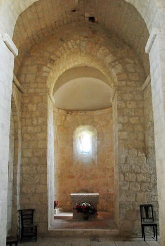 Blaymont - L'Eglise Sainte-Foy 03