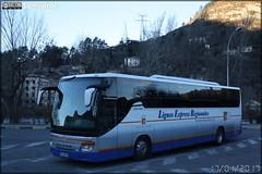 Setra S 416 GT-HD - Lignes Express Régionales Provence-Alpes-Côte-d'Azur - Photo of Digne-les-Bains