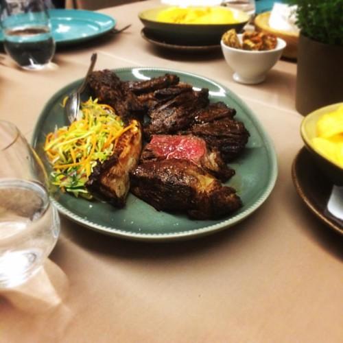 Tomahawk steak 🍷