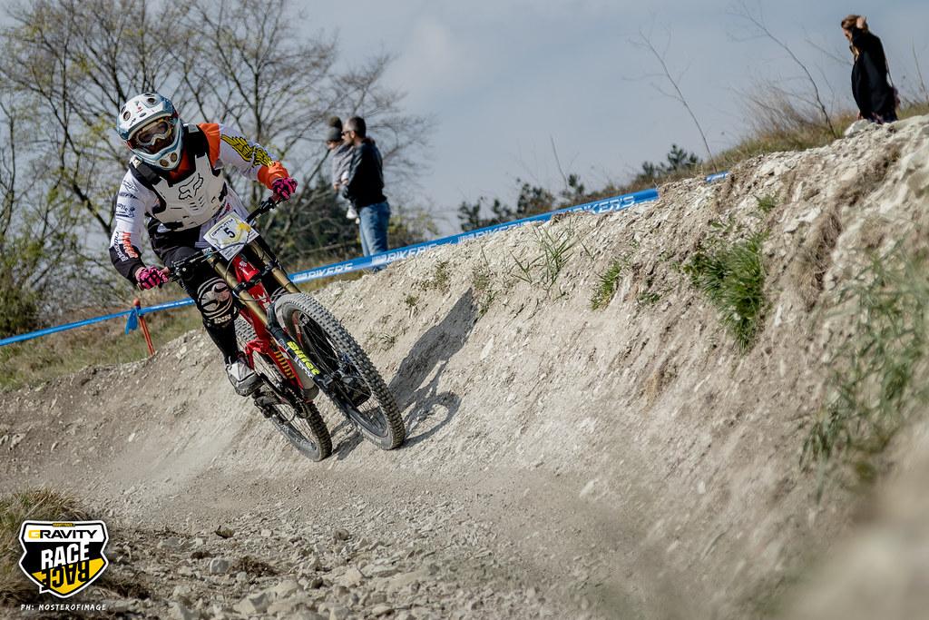 Gravity Race 2017 MANCHE 1 San Lorenzo di Treia