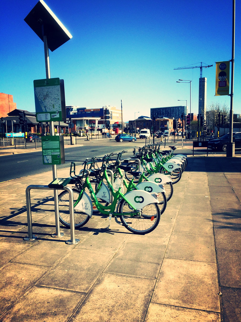 Liverpool 24 - Bike Share!