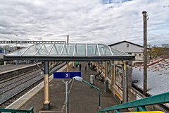 TRAIN STATION IN BRAY [ DALY STATION]-126988