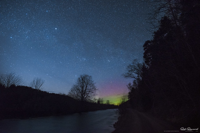 Aurora and the River Road