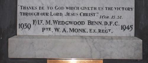 Michael Wedgwood Benn