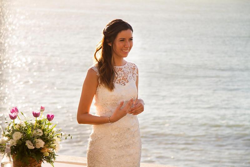 Clara, la novia frente al mar