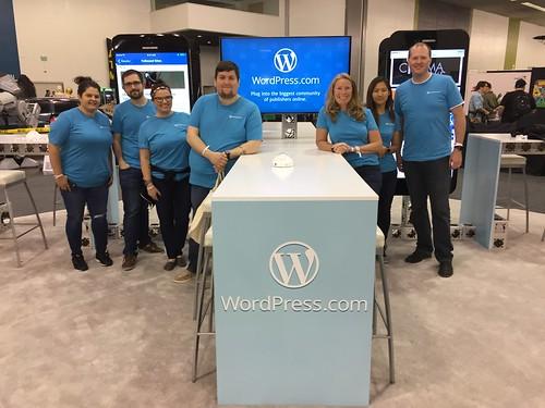 WordPress.com at Silicon Valley Comic Con