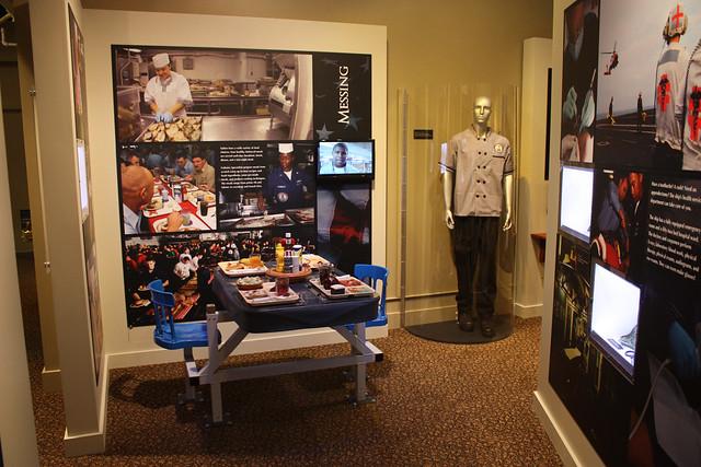 Puget Sound Navy Museum – USS John C. Stennis Exhibition