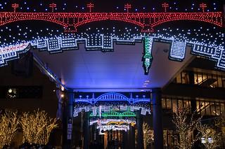 Tokyo skytree pop illumination