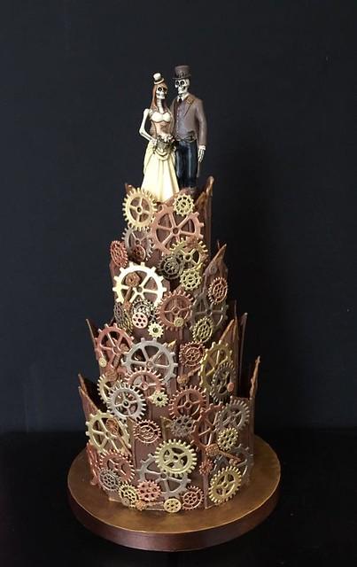 Cake by Jenny's Cakes