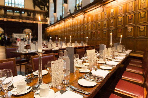 Trollope Society 30th Anniversary Dinner 2017