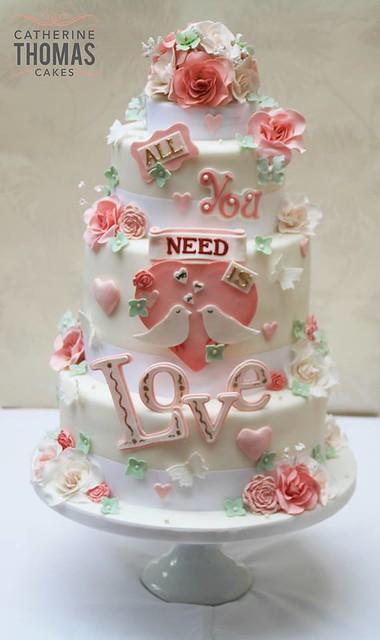 Cake by Catherine Thomas Cakes