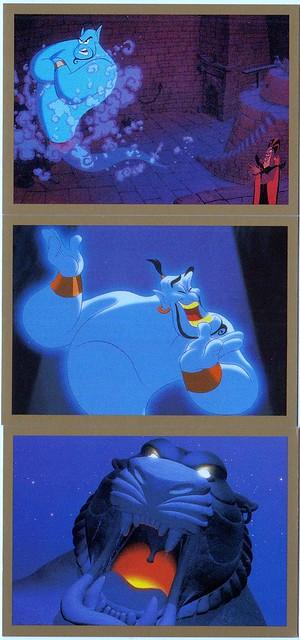 Aladdin Skybox cards 1993 (4)