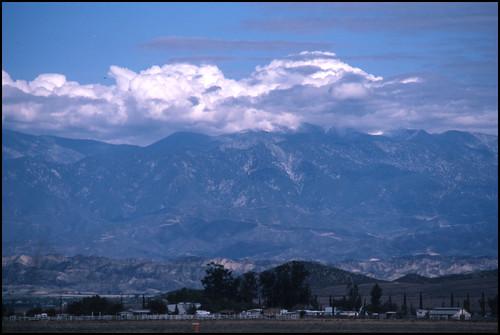 california land analoog verenigdestaten bergen unitedstates riverside
