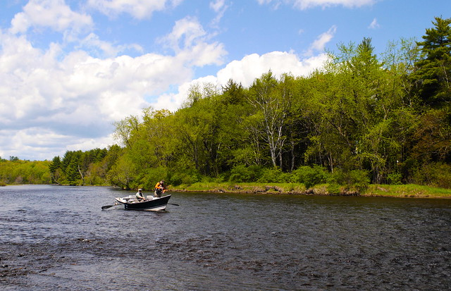 Solon Section Kennebec River Photo by Brian Donaghy