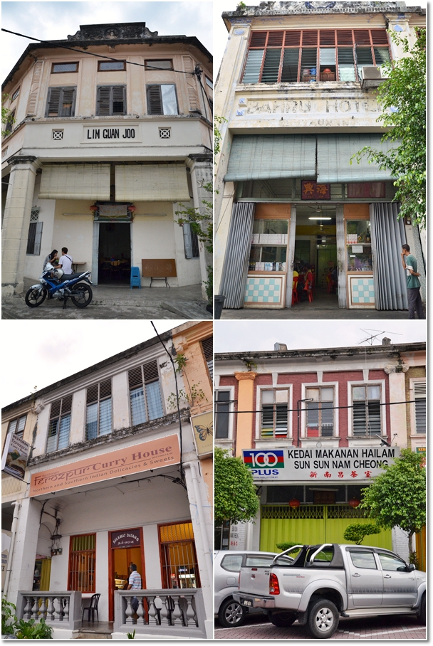 Kuala Kubu Bharu Old Buildings